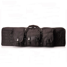 Outdoor Waterproof Tactical Rifle Carry Case Large Capacity Gun Carrying Bag for Hunting