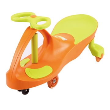 158-13 Kids Swing Toy Car พร้อม Flash Wheel