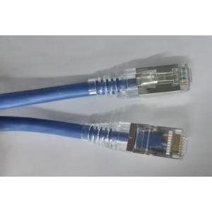 Cat6A Unshielded Foiled Patch Cord