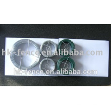 BWG 20 BWG22 arame galvanizado / malha de arame Certificado SGS preço barato