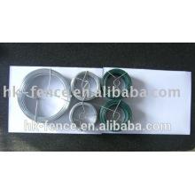 РГП 20 BWG22 гальванизированный провод/провод сетки сертификат дешевой цене СГС