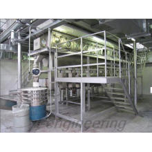 Salt fluidizing Bed rambut