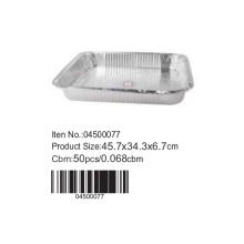 45.7*34.3cm aluminium foil cake loaf pan
