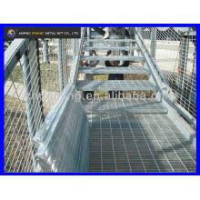 DM steel bar grating factory in anping