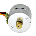 6 Wire Stepper Motor, Stepper Motor for Water Purifier 24V, 42mm Stepper Motor Price Customizable