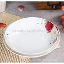design ceramic soup plate