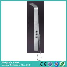Panel de ducha de acero inoxidable con lluvia (LT-X120)