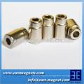 Cylinder hole permanent NdFeB Magnet
