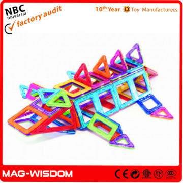 Magnetic Triangle Toy