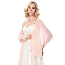 "Kate Kasin Stock 72*18"" Scarf Wrap Neckerchief Chiffon Bridal Evening Dress Shawls Scarves KK000229-3"