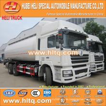 SHACMAN F3000 bulk Zement Transport Tanker 6x4 28M3 günstigen Preis ausgezeichnete Qualität