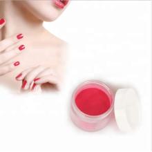 Poudre à tremper les ongles idéale pour le vernis à ongles avec un bel effet, facile à utiliser