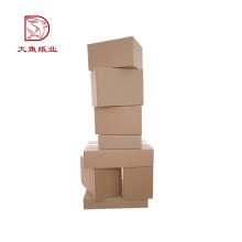 Factory customized size corrugated electronics big carton box packaging