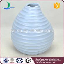 2015 cerámica moderna decoración florero fabricante