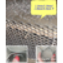 Cement Factory Hex Metal Grating