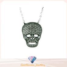 Pendentifs homme et femme en forme de pendentifs en argent et en argent 925 bijoux fantaisie et décoratifs spéciaux (N6629)