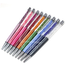 Модель женского костюма Красивая ручка Swarovski Crystal Pen