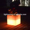 LED multi cor mudar plantador, potenciômetro/vaso de flores por atacado