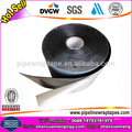 Butyl rubber marine tape for subsea oil gas pipe anti corrosion