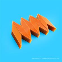 Plaques de résine de papier phénolique de bakélite de traitement de commande numérique par ordinateur