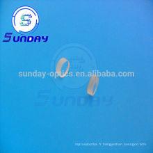 Dia 10mm épaisseur 1mm bk7 verre optique circulaire fenêtre