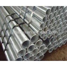 hot rolled, hot expanded, cold drawn, and hot galvanized steel pipe/BS 1387 galvanized steel pipe