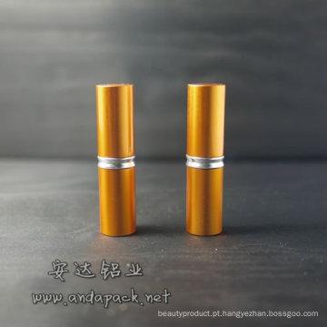 Batom de alumínio recipiente /Lipstick embalagens