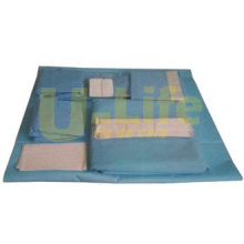 Sterile Surgical Drape for Gynaecology