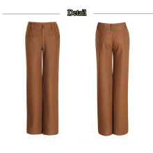 15PKPT01 2015 NEW lady fashionable 55 / 45 linen pants