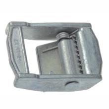 Großhandel Hardware Metall Zink Legierung Doppel Gürtelschnalle für Verzögerung Das Seil