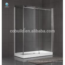 K-558 rahmenlose Badezimmerduschraum-Einschließung Multifunktionsduscheinschließung des modernen Entwurfs