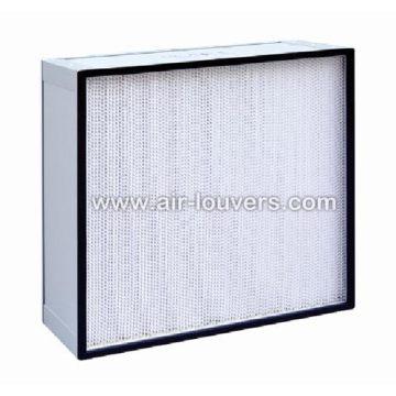 Aluminum Frame HEPA Filter