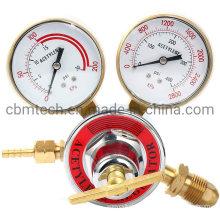 CE Certificate CO2 Cylinder Gas Regulator Industry Regulator