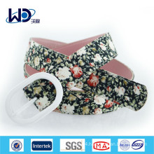 2014 Fancy ladies dressy fabric belts