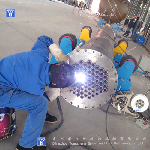 High Efficiency oil press fitting