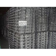Aluminium alloy ingot ADC12 / AL ADC12 Manufacture