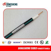 Linan Dongsheng cable coaxial cable Rg11 con el precio de fábrica