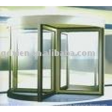 Supply 3 wings CN Automatic revolving door system