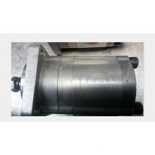 Hydraulic Gear Pump Motor with Relief Valve and Outboard Bearing