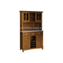 Kitchen Buffet Kitchen Furniture Storage Cabinet with CE (G-K15)