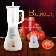 1.5L plástico melhor qualidade elétrica liquidificador máquina de alimentos