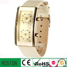 Beliebte Verkauf Heiße neue quadratische Uhren für Frauen