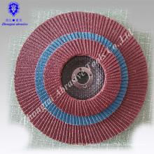 Abrasive Disc Type emery flap wheel