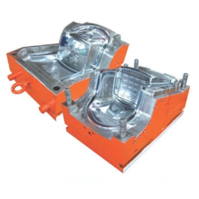 Die casting plastic injection mould
