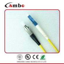 IEC 61300-3-4 Padrões SC / UPC Patch de fibra LC / UPC Cabe em redes de telecomunicações
