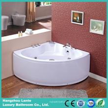 Whirlpools Badewanne Preis mit buntem Unterwasserlicht (TLP-636)