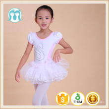 Kids Dancewear Made from Combed Cotton And Chiffon, Chiffon Tutu Dancing Dress 3 year old girl tutu dress