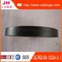 ASME B16.5 soldadura cuello carbono brida de acero con agujeros