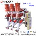 FKN-12 / 630-20 12kv vide haute tension de type pneumatique interrupteur de charge