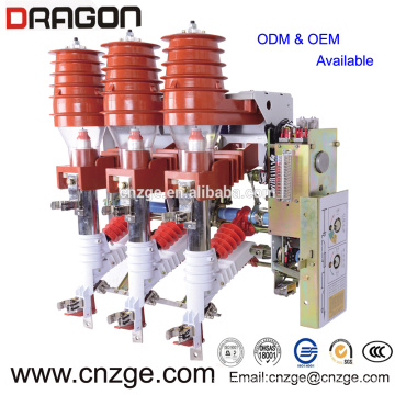 ФКН-12/630-20 выключатель 12кв вакуумный высоковольтный пневматический Тип нагрузки